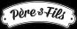 Logo Footer Père 3 Fils - Saucissons du terroirs Artisans Français