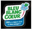 Logo Label Bleu Blanc Coeur